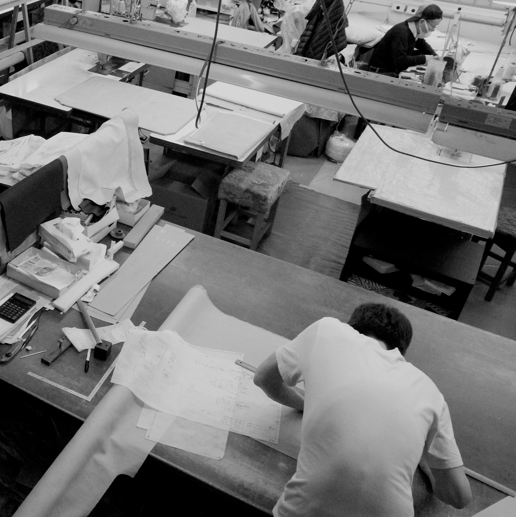 奈技工房の歴史